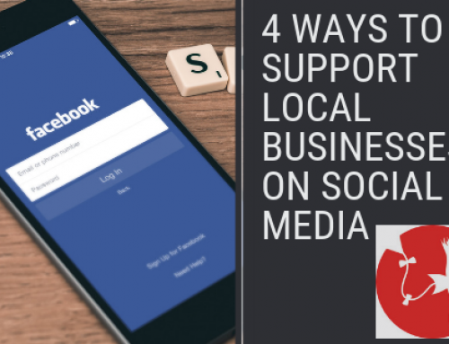 4 Ways to Support Local Businesses on Social Media