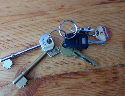We've Got the Keys!