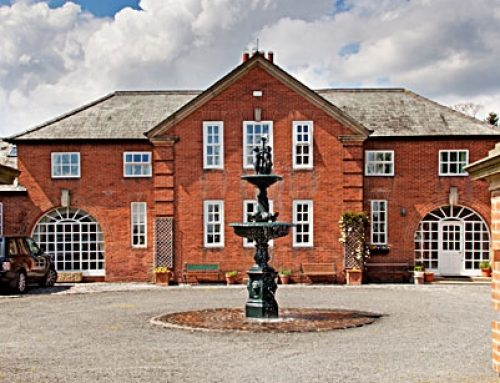 Halnaby Hall Stables Website Update