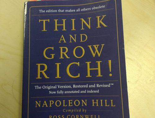 Book Review: Think and Grow Rich by Napoleon Hill