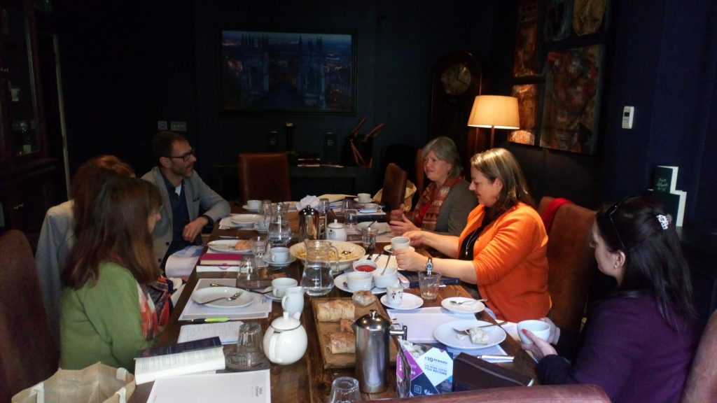 York Business BookClub meeting