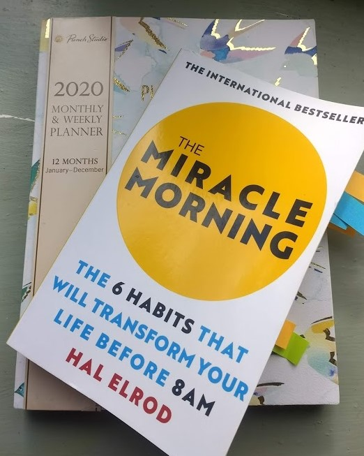 Miracle Morning by Hal Elrod